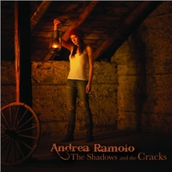 Image of Andrea Ramolo's CD artwork: The Shadows And The Cracks