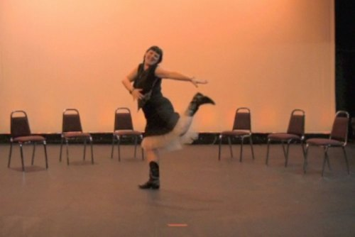 Turn on your images to see: Kat Dance #1